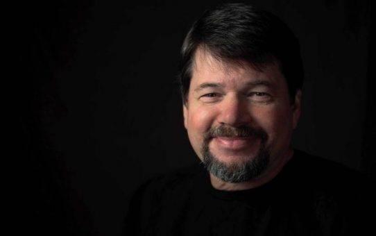 May Speaker - John Grogan - 5/2/17