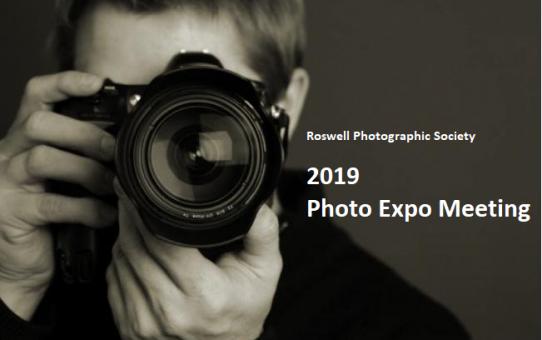 2019 PHOTO EXPO