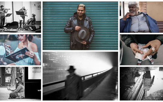 April Photo Review - Street Photography