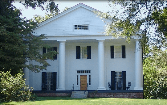 2019 RPS Field Trip to Bulloch Hall