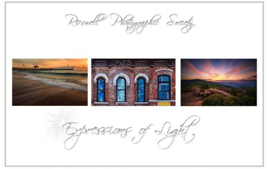 """""""Expressions of Light"""" Competition and Exhibit 2020"""