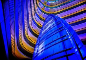 Architecture & Travel (4th) Hotel Atrium - Roger Howard