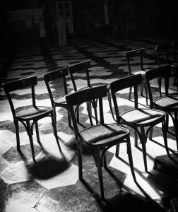 Blick's Pick Award - Chairs, Venice, Italy, 2016 - Perry McNeal
