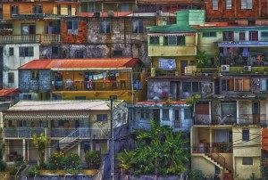 Architecture & Travel (1st) Martinique Morning -Steve Ryf