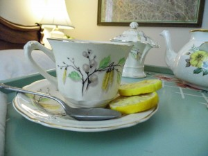 Still Life and Abstract (1st) Teatime - Ginger Kirk