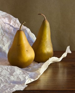 Still Life with Pears (20??)