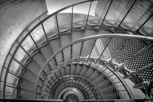 3rd Place Print Lighthouse Steps Steve Grundy