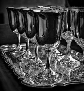 Honorable Mention Digital Silver Goblets Steve Harrison