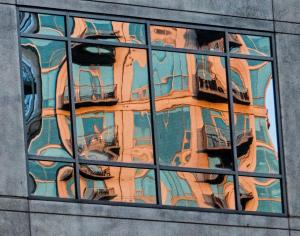 3rd Place Print Gaudi Architecture Style ReflectionLeonid Slutsker