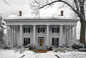 Barrington Hall snow-GittelPrice