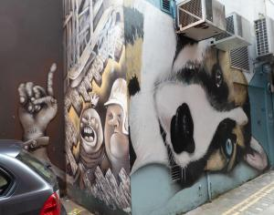 Belfast MuralsMike GarverArchitecture & Travel