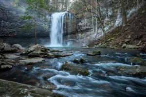 Cherokee FallsSteve LaymanLandscape & Nature