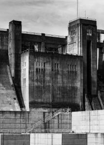 3rd Place - Architecture & TravelBluestone Dam – Hinton, West Virginiaby Pat Caffrey