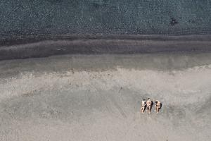 Honorable Mention - People and AnimalsAmalfi Beachgoersby Ru Britton