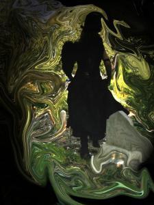 4th Place - Still Life & AbstractDark Angelby Ru Britton