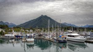 Sitka HarborSteve GrundyArchitecture & Travel