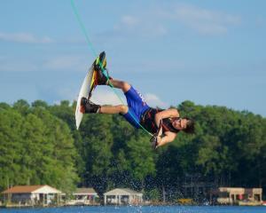 Flying High!Vicki McWhinnie
